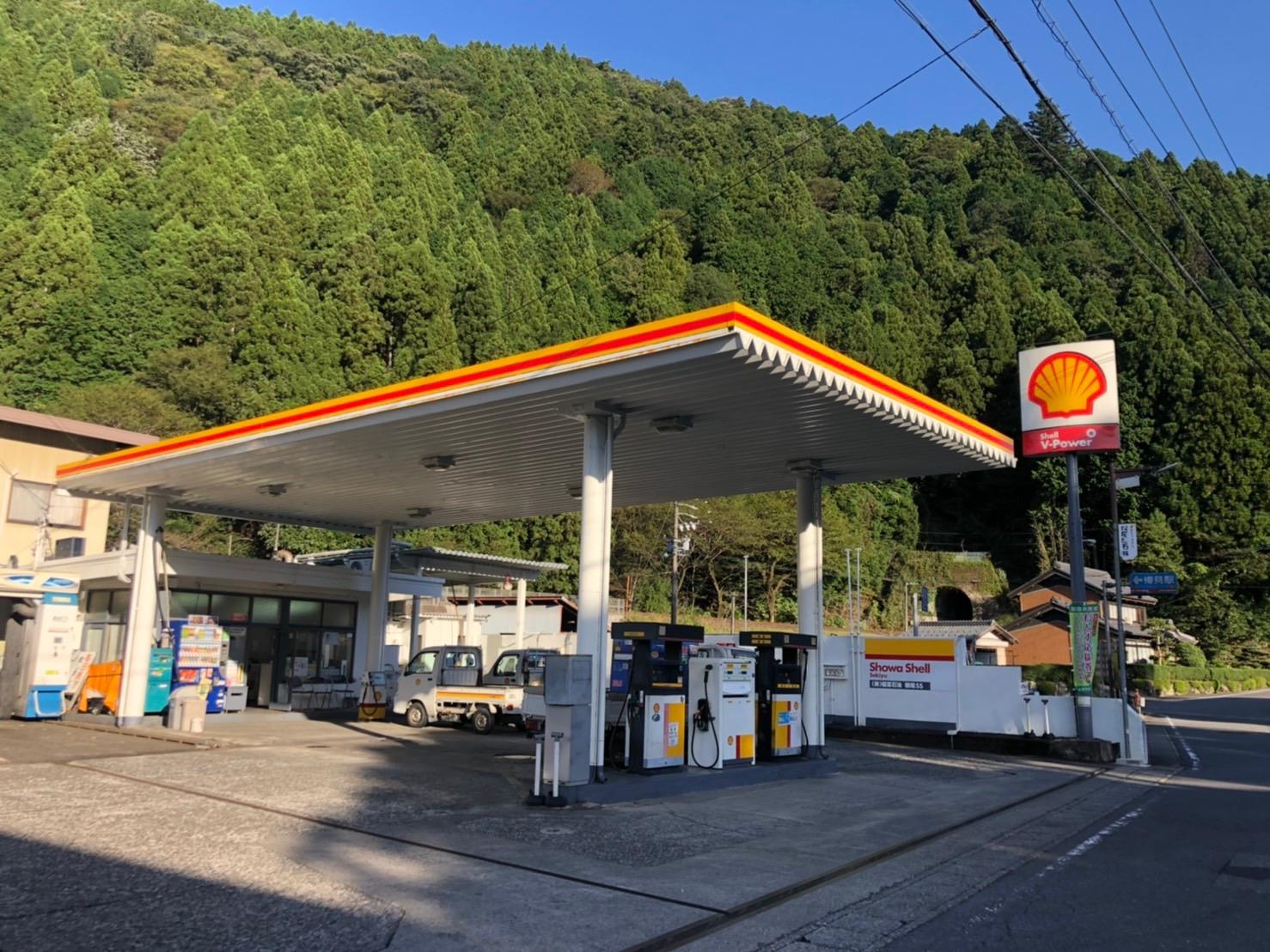 株式会社 稲富石油【根尾給油所】